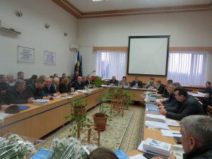 Prima ședință comuncă cu participarea conducerii raionului autorităților publice loale de nivelul I și conducătorii serviciilor desconcentrate