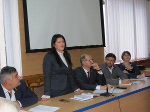 Ministrul Agriculturii, Dezvoltării Regionale și Mediului într-o vizită de lucru în raionul Telenești