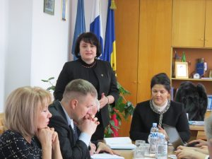 Ministra Sănătății în vizită de lucru la Telenești