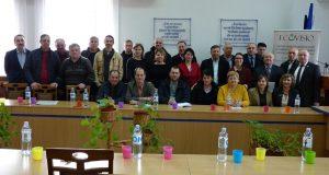 Comitetul subbazinal al râului Ciulucul Mic la cea de-a treia ședință