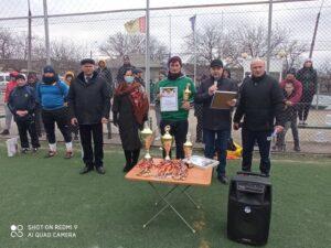 Campionat mini-fotbal consacrat celei de-a XXIX comemorare de la începerea conflictului armat pentru apărarea integrității și independenței Republicii Moldova