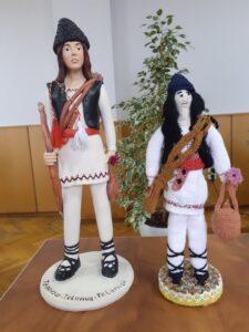 TELENUȘ la Muzeul raional de istorie și etnografie din Telenești